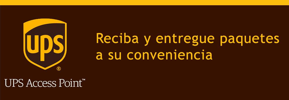 UPS Sabinillas